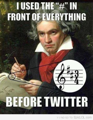 before twitter