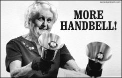more handbell