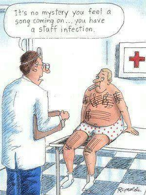staff infection
